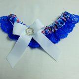 Stitch Bridal Wedding Garter