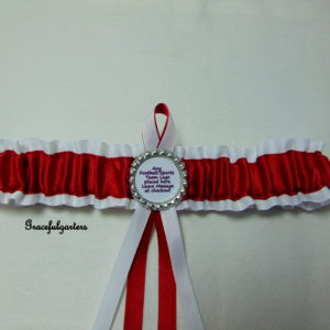 Northampton Town Football Bridal Wedding Garter