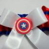 Avengers captain america Bridal wedding Garter set