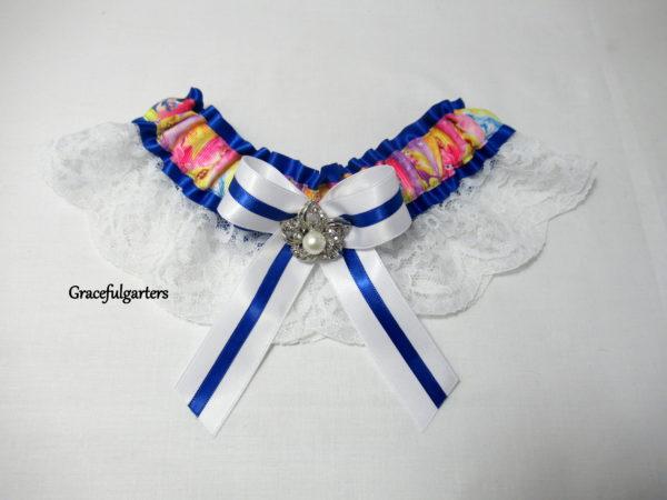 Disney Princesses Lace Bridal Wedding Garter