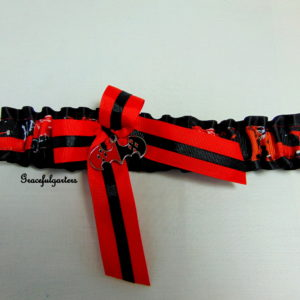 Suicide Squad Harley Quinn Batman Bridal Wedding Garter