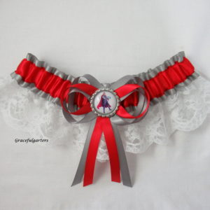 Avengers Thor Ragnarok Superhero Lace Bridal Wedding Garter