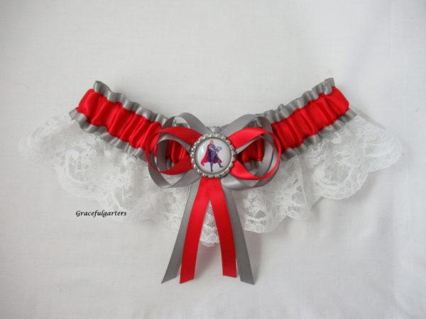 Avengers Thor Ragnarok Superhero Lace Bridal Wedding Garter