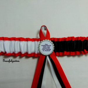sheffield united Football Team Bridal Wedding Garter