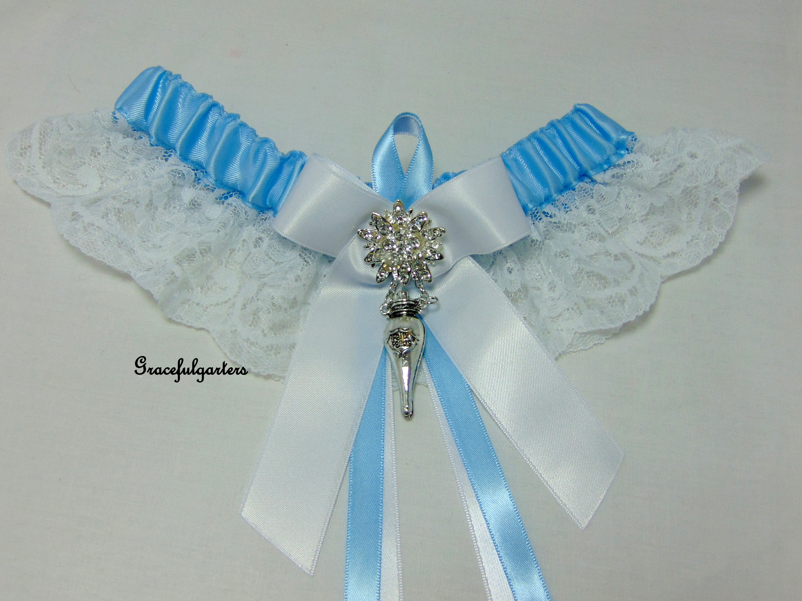 Harry Potter Felix Felicis Lace Wedding Garter.