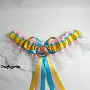New Princess Zelda Lace Bridal Wedding Garter