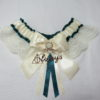 Harry Potter Deathly Hallows Always Lace Wedding Garter Set.