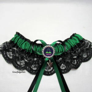 Arrow TV Series Lace Bridal Wedding Garter