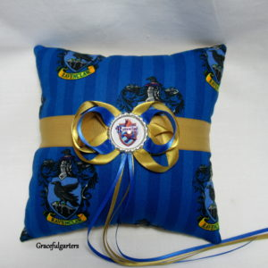 Harry Potter ravenclaw Ring Cushion/Pillow