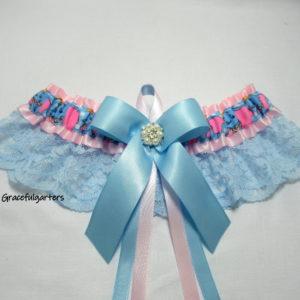 Dumbo Disney Lace Bridal Wedding Garter